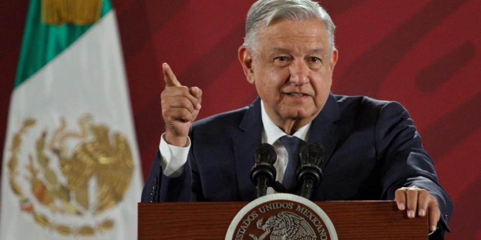 Asegura AMLO que a alcaldes les gana ansia opositora; critica derroches