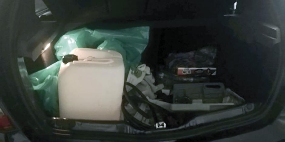 Indaga SSC a empleados por robo de combustible
