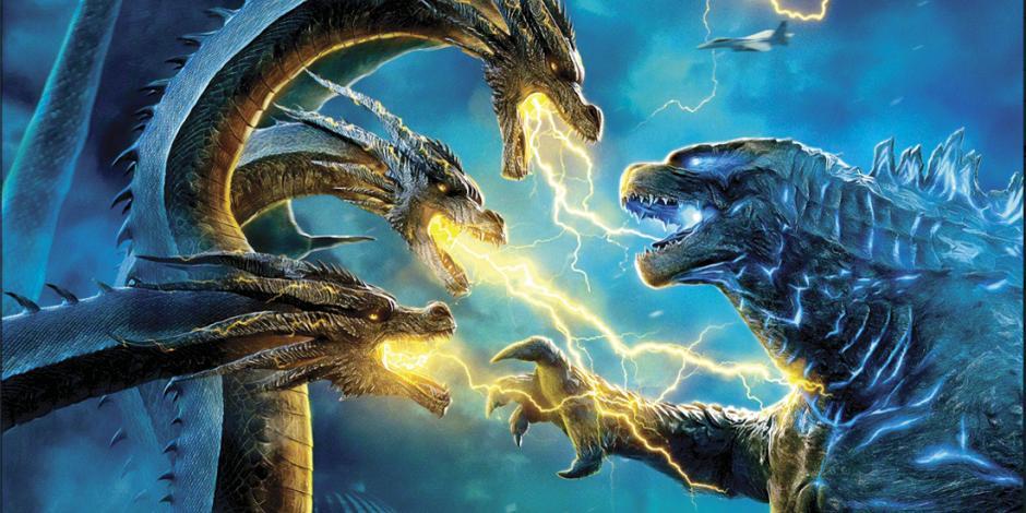 Regresa Godzilla, el rey de los monstruos