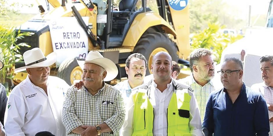 Objeta Morena plan estrella de Alfaro; ve conflicto de interés