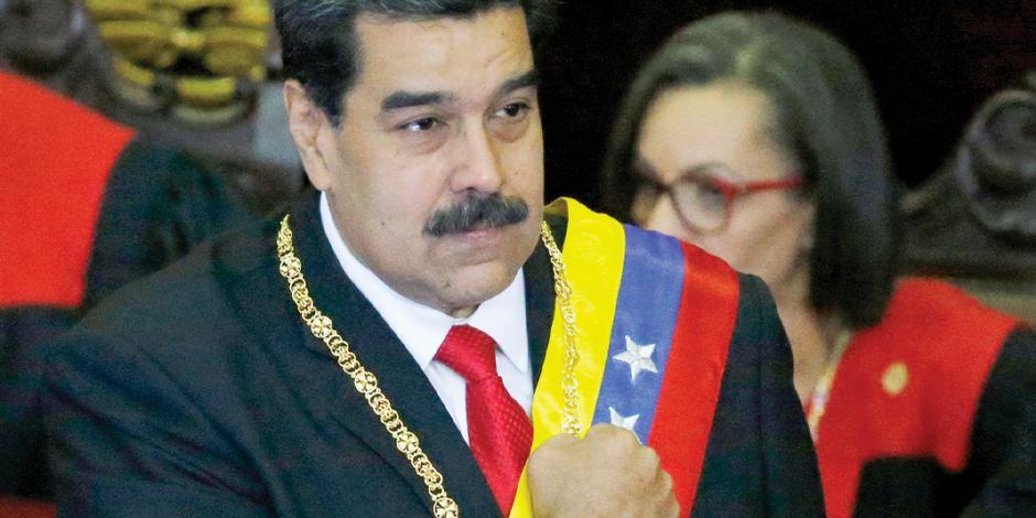 Nicolás Maduro afirma estar dispuesto a reunirse con Juan Guaidó