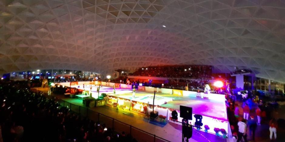 ¿Con ganas de patinar sobre hielo? En estas 2 alcaldías ¡sí se puede!