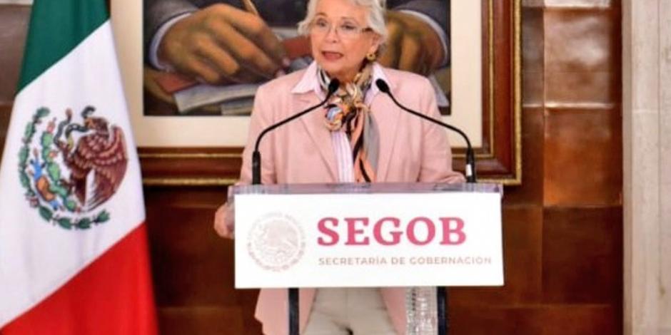 Reforzará México seguridad en frontera sur, anuncia Segob