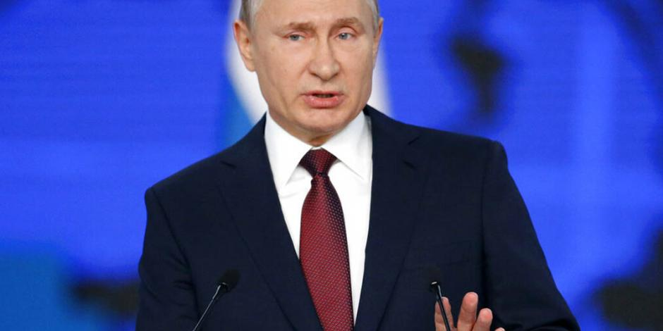 Putin amenaza con apuntar a EU si despliega misiles en Europa