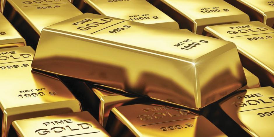 El oro, en su mejor nivel desde junio: $1,286 la onza