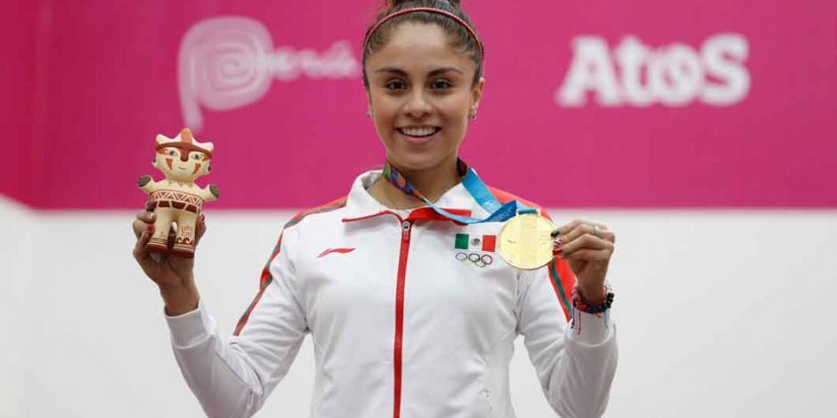 Paola Longoria: una historia de excelencia en el deporte mexicano