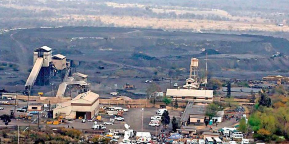 Empresario German Larrea apoyará rescate de mineros en Pasta de Conchos