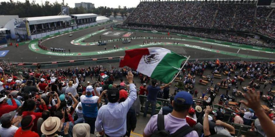 Gobierno de México aún busca opciones para mantener F1