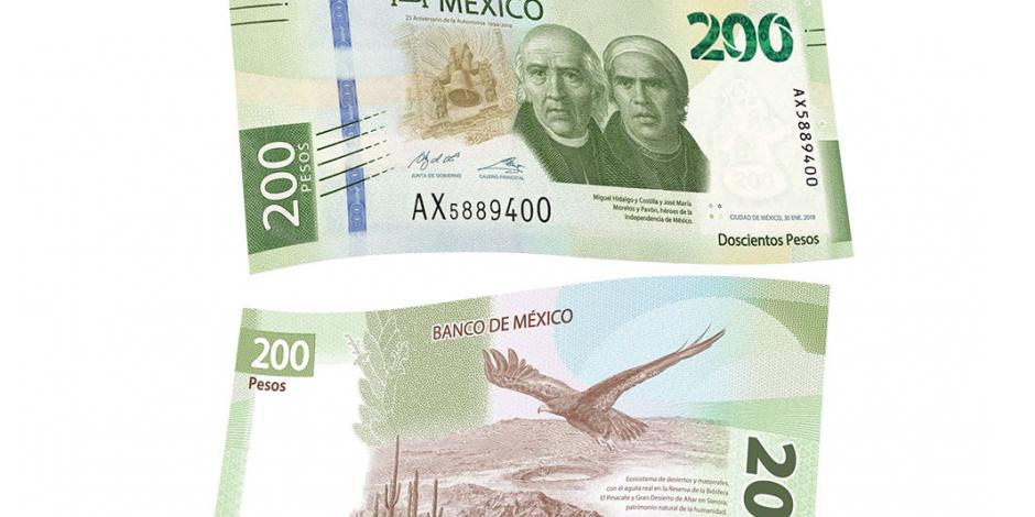 Nueva aplicación de Banxico no detecta billetes falsos