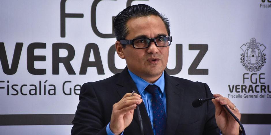 Congreso de Veracruz inicia hoy juicio político contra el Fiscal Jorge Winckler