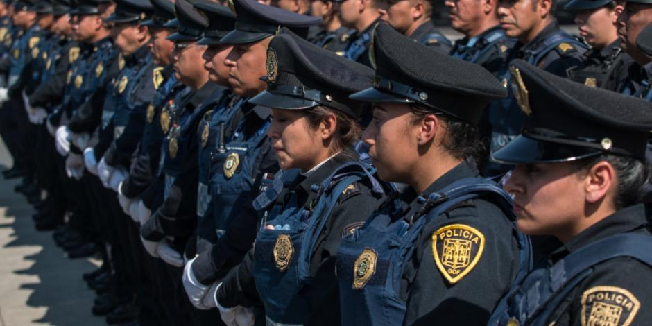 Van por profesionalizar a policías con iniciativas de seguridad
