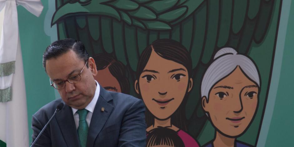 Germán Martínez Cázaresrenuncia a la Dirección General del IMSS