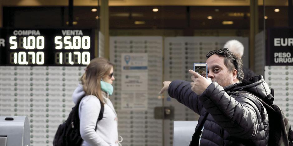 Cimbra a mercados regreso a Argentina del peronismo