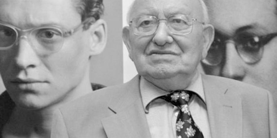 """""""La crítica de la lírica carece de sentido"""": Marcel Reich-Ranicki"""