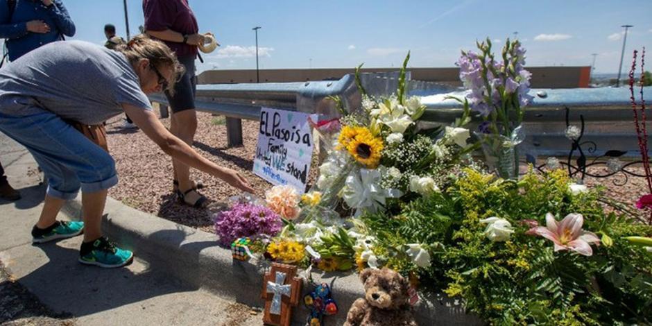 Sube a ocho el número de mexicanos muertos tras tiroteo en El Paso