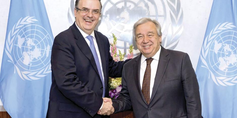 ONU se suma a plan para Centroamérica