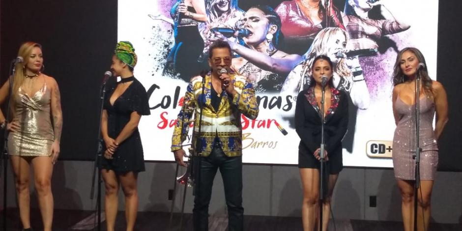 El trombonista Alberto Barros presenta Colombianas Salsa All Star