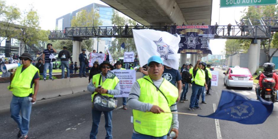 Tras bloqueo de PF, SSPC reitera en que sí hay diálogo