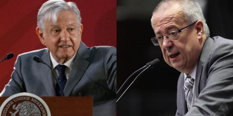 Así respondió López Obrador las críticas de Carlos Urzúa