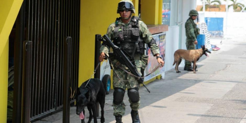 AMLO plantea que mando de Guardia Nacional esté entre Secretaría de Seguridad y Sedena