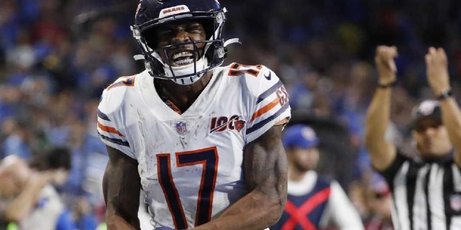 Bears consigue agónico triunfo ante Lions de Detroit