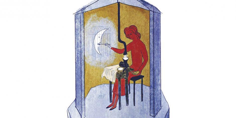Relata vida de Remedios Varo a partir de ilustraciones
