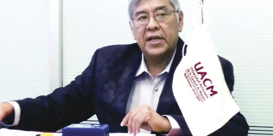 Alista rector de la UACM defensa ante acusaciones