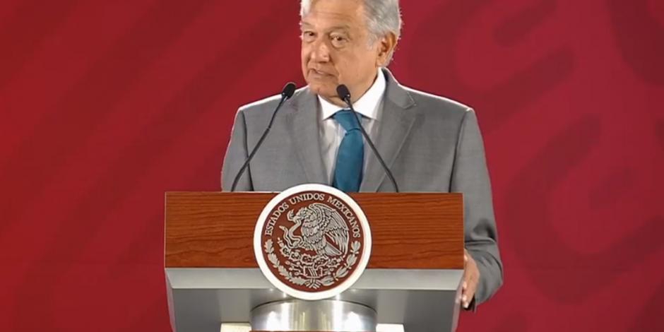 Explosión en Tlahuelilpan, pagos a la CNTE, postura sobre Venezuela… en la mañanera de AMLO