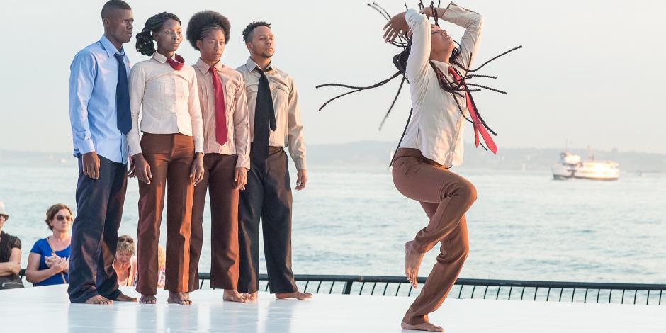 Debuta en México danza que rescata las raíces africanas