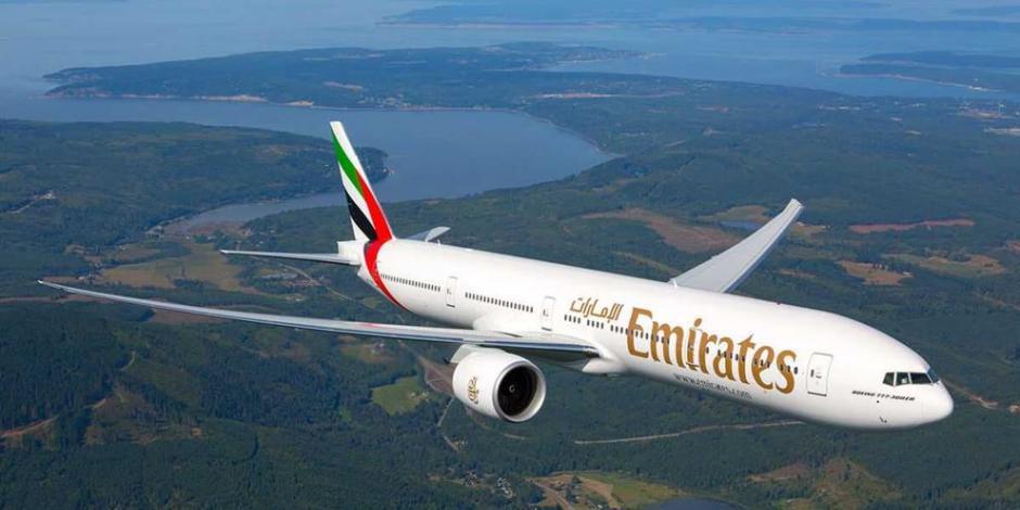 Emirates continúa proceso para operar