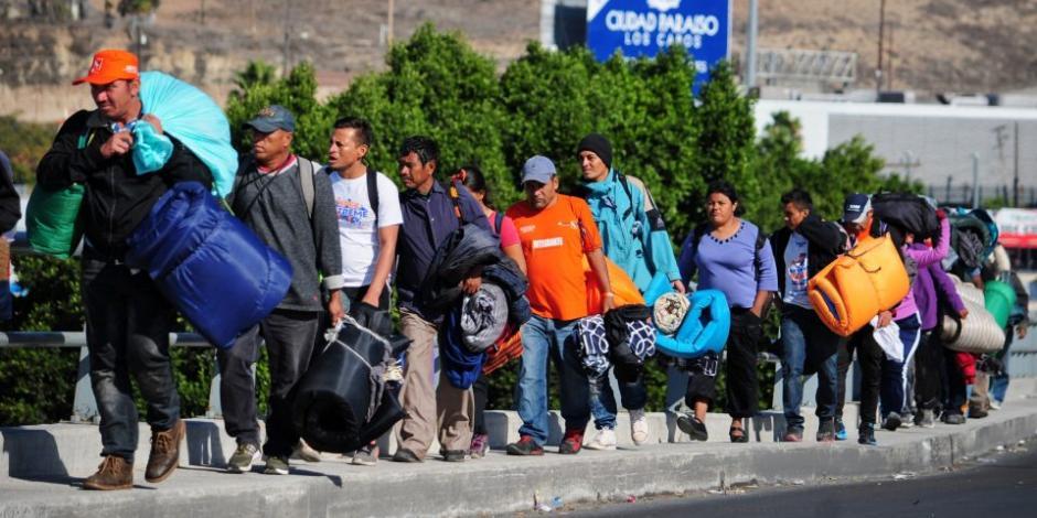 Proceso acelerado de inmigración en EU, con consecuencias dramáticas para indocumentados