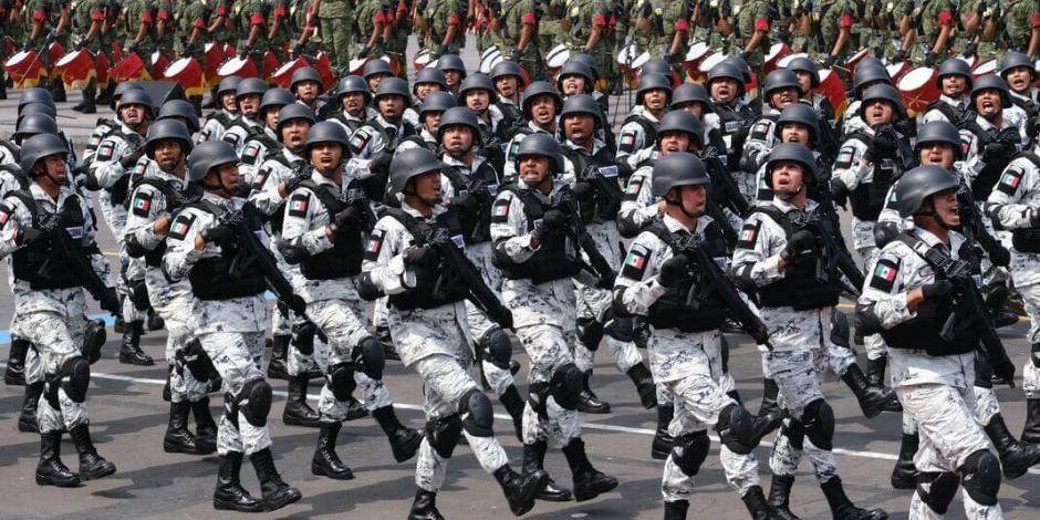 Así reaccionaron los miembros del gobierno al Desfile Militar