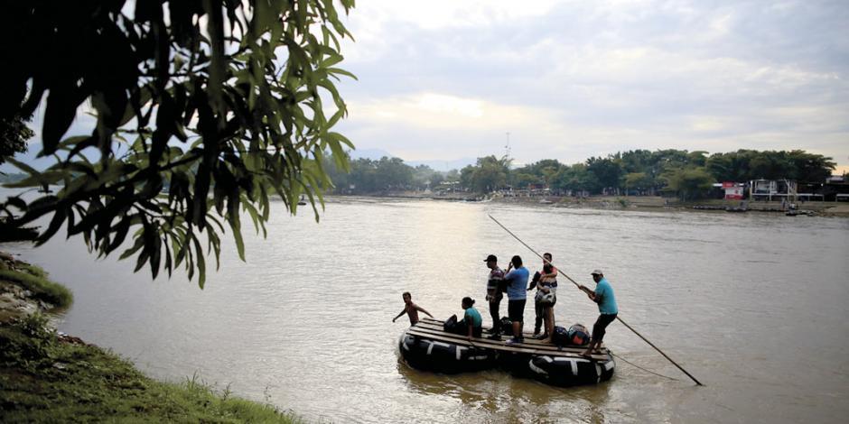 EU envía grupo antiinmigración a Guatemala