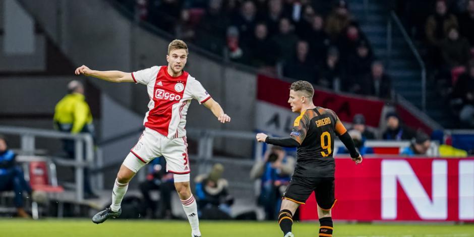 Ajax cae a manos del Valencia y queda eliminado de la Champions