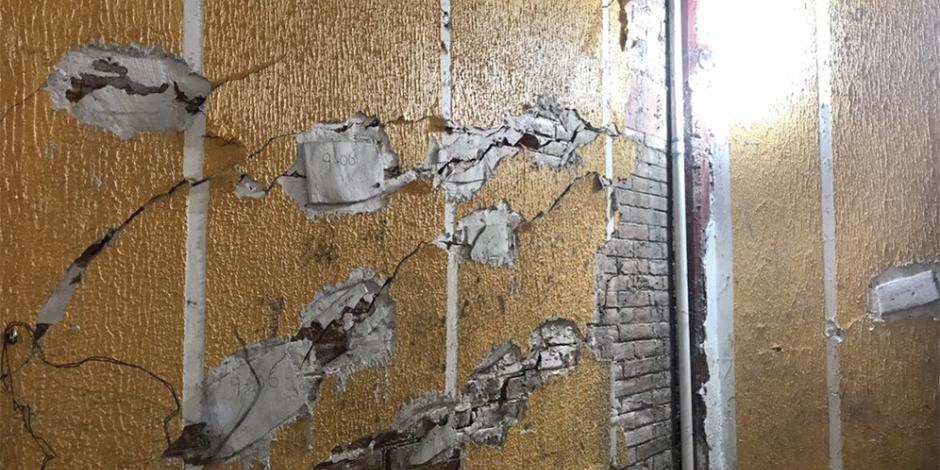 Descartan afectaciones en 160 casas por la L-12