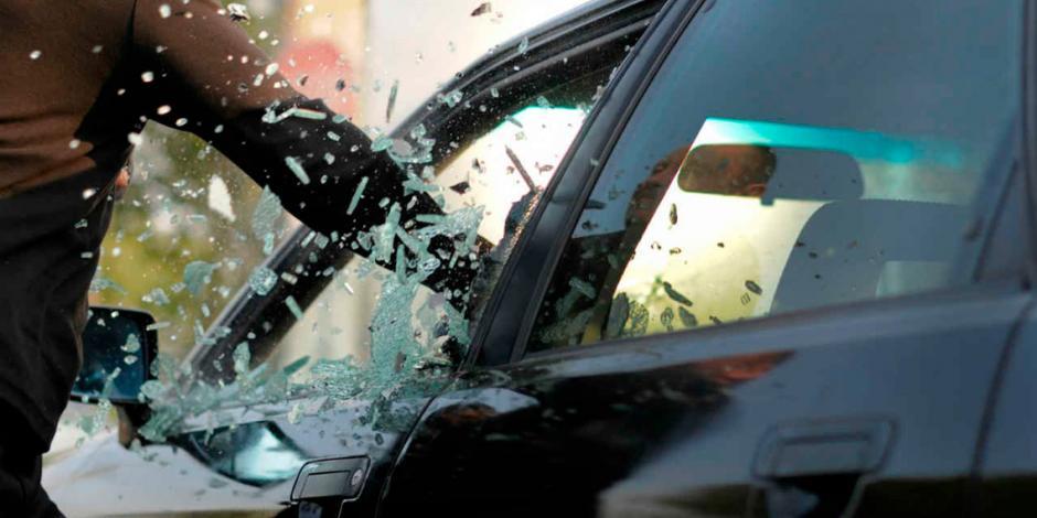 Destaca gobierno de Alfaro …pero en robo de vehículos
