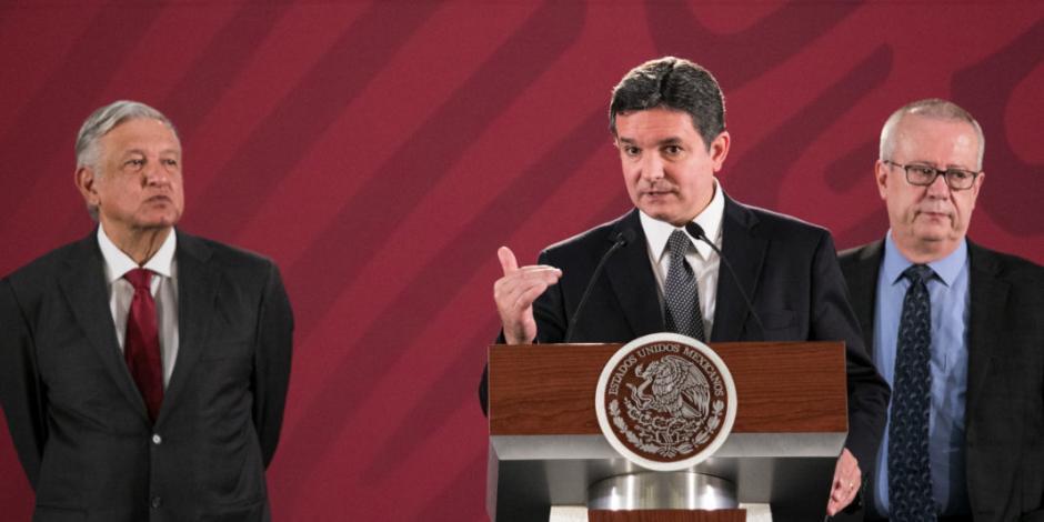 Crédito a Pemex demuestra confianza en México: HSBC, Mizuho y JP Morgan