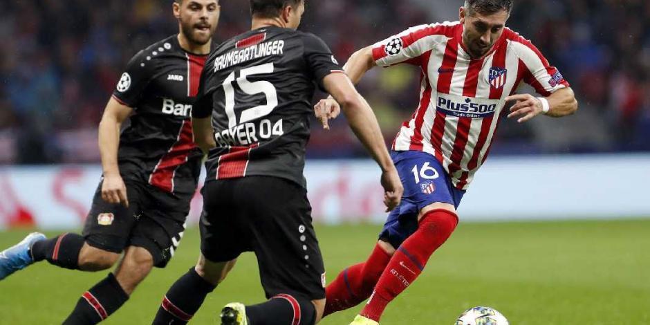 Héctor Herrera, titular por primera vez en Champions en victoria del