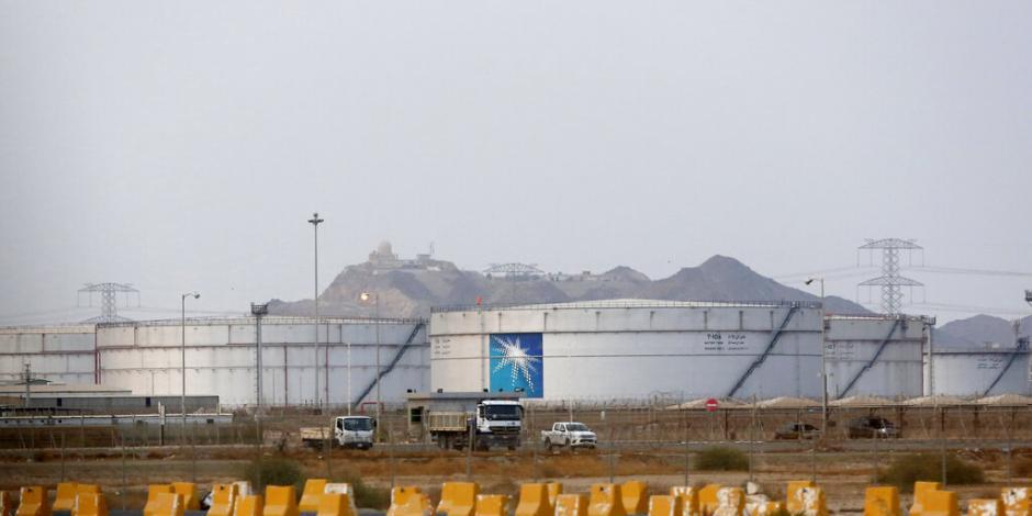Acciones de Aramco aumentan 10%, cotización más grande del mundo