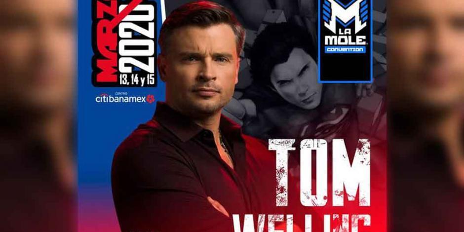 Tom Welling, estrella de