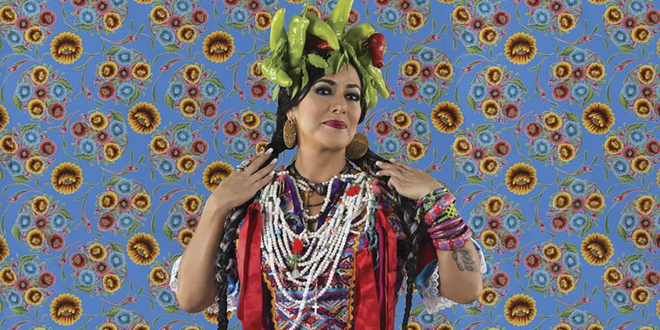 Lila Downs le canta al chile y a los migrantes