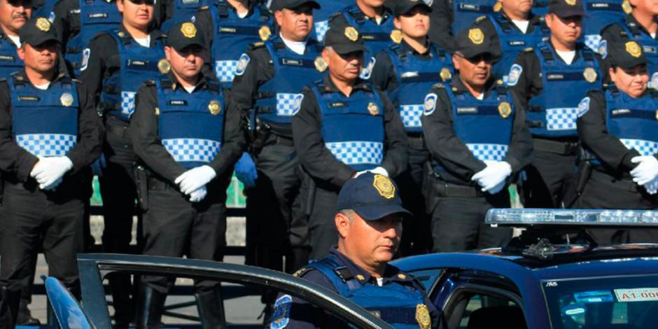 Regresa estrategia de cuadrantes a la policía