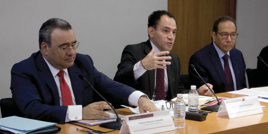 Economía crece menos de lo deseable: Arturo Herrera