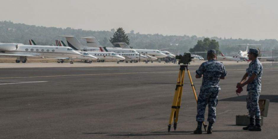 Juez avala obras de aeropuerto de Santa Lucía y ordena preservación de NAIM