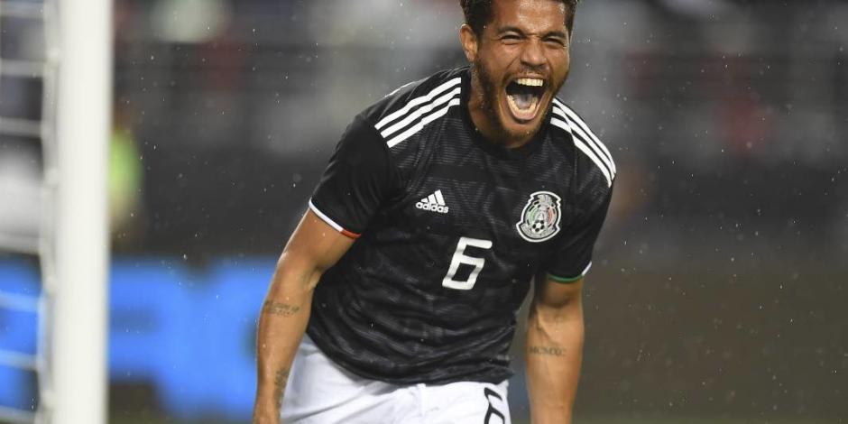 Jonathan dos Santos quiere jugar con México en Tokio 2020