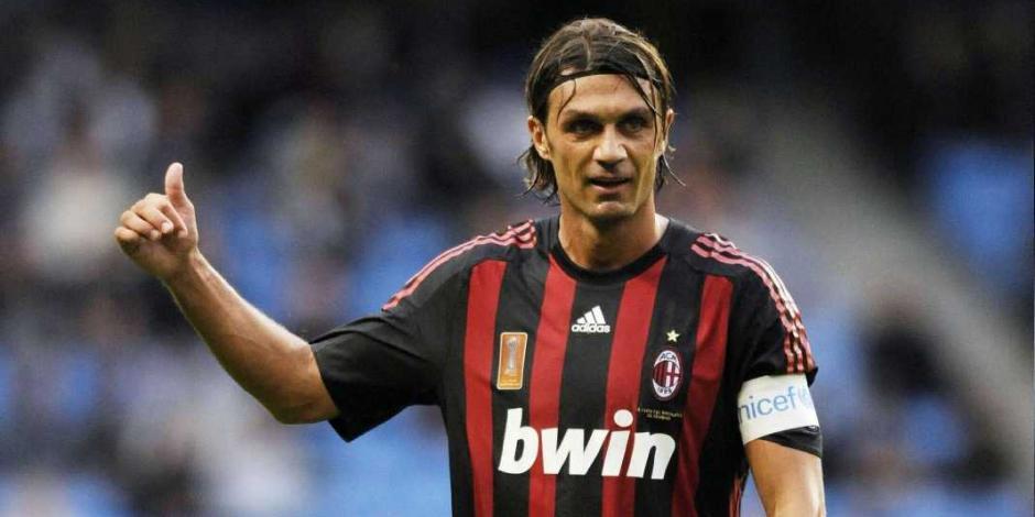 El histórico Paolo Maldini vuelve como técnico del AC Milan