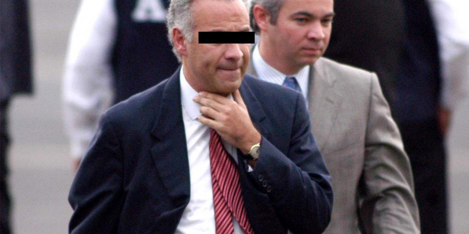 Vinculan a proceso al abogado Juan Collado por delincuencia organizada