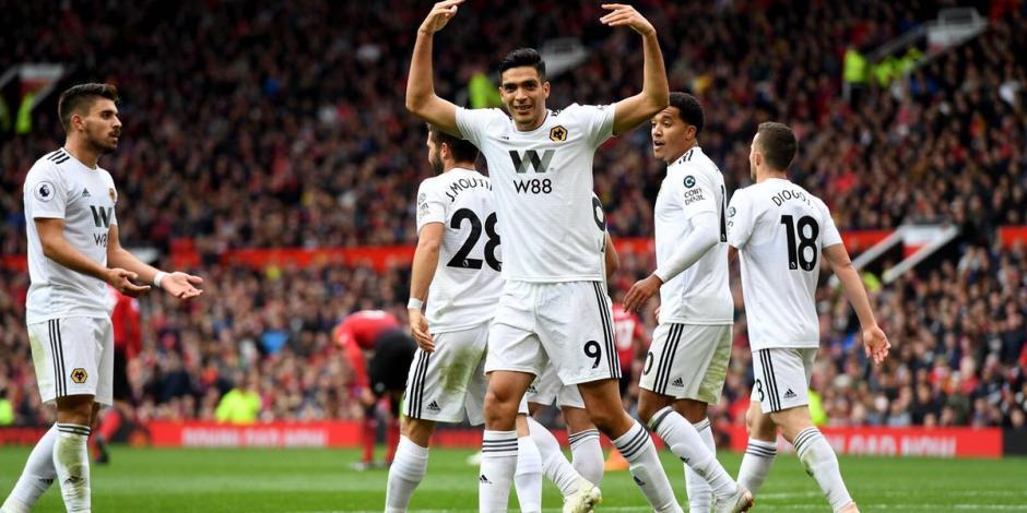 VIDEO: Gol de Raúl Jiménez da vida a Wolverhampton en la FA Cup