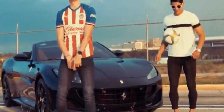 VIDEO: Conoce la canción de rap dedicada a Alan Pulido