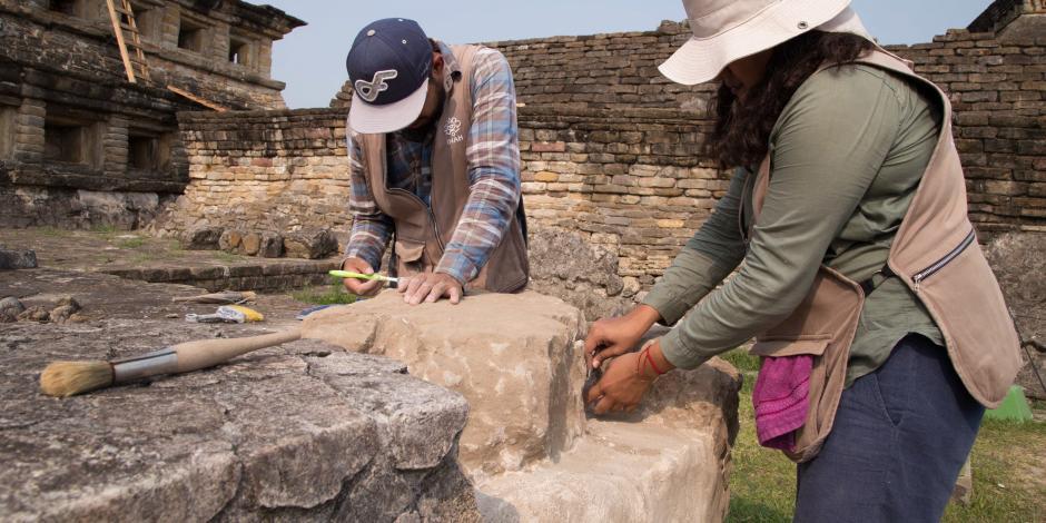 INAH presenta más de 30 denuncias por daños en la zona arqueológica de El Tajín